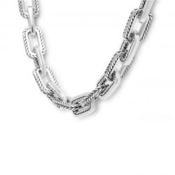 BtB Barbara Link zilveren collier
