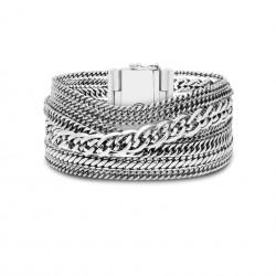 BtB Multichain Nathalie zilveren armband E