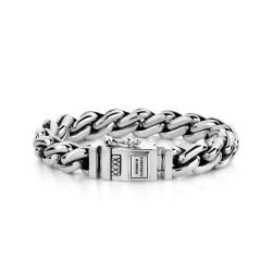 BtB armband Carmen Medium zilver mt E
