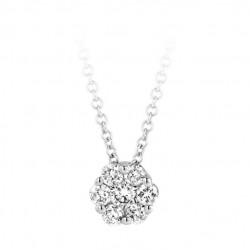 Blush Diamonds Collier 14K 0,15crt - 3603WDI