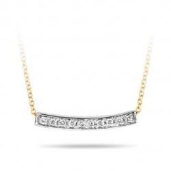 Blush Diamonds Collier 14K 0,06crt - 3605BDI