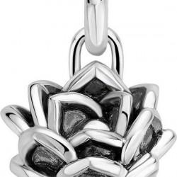 BtB zilveren hanger Lotus XS