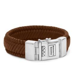 BtB Edwin Leather Cognac, armband men