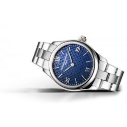 Vitality Watch Dameshorloge met blauwe wijzerplaat