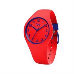 IW Ice Ola Kids in rood met blauw - maat S