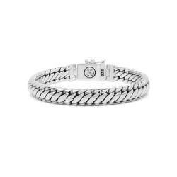 BtB  Ben XS zilveren armband -  mt E