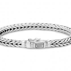BtB Barbara Junior zilveren armband  -  maat Cplus