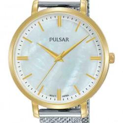 Pulsar Bi-Color Quartz Dameshorloge